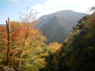 Hiking Nametoko Canyon