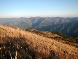 View from Kajigamori