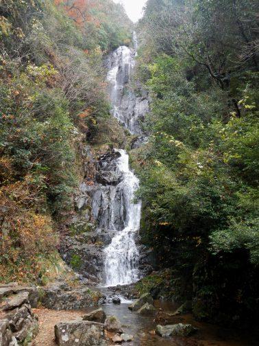Jousei waterfall in Miyoshi (Hiroshima prefecture)