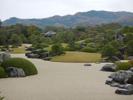 Adachi Museum of Art garden: beautiful in any season or weather