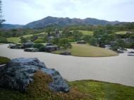 Adachi Museum of Art moss garden