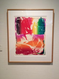 Pretty modern and colourful work that I loved at Shimane Art Museum... which happened to be called 'Catcher of Lightning PF-No.3'... notice anyone's initials in there?! Coincidence or what?