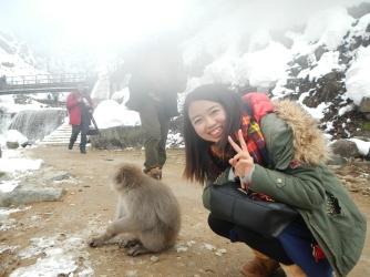 Sen + monkey