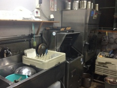 My friend: the dishwasher