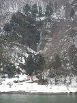 Shiraito (white thread) waterfall (Yamagata pref)