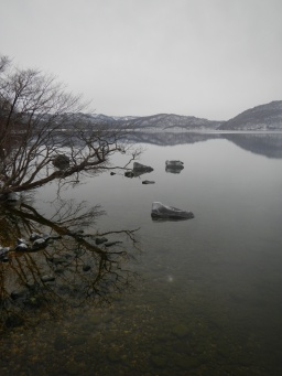 Reflection (Lake Towada, Aomori)