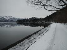 Along the shore (Lake Towada, Aomori)